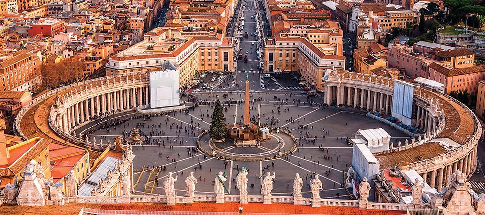 EBEDİ ŞEHİR: ROMA