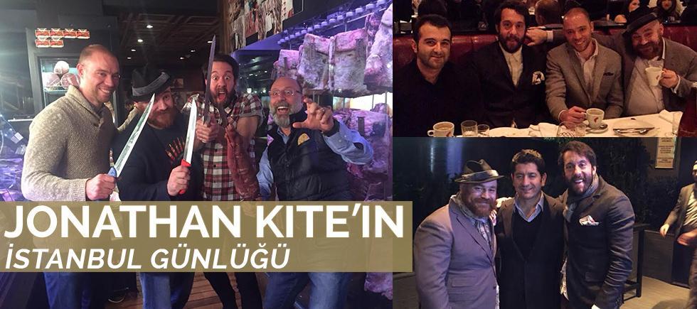 JONATHAN KITE ALEM.COM.TR İÇİN İSTANBUL'DAYDI