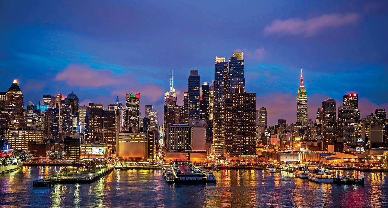NEW YORK'TA YENİ BİR YIL