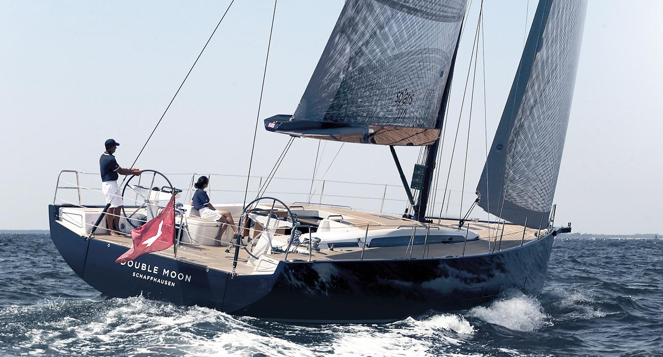 "IWC VE SOLARIS YACHTS ""DOUBLE MOON"" İLE YELKEN AÇIYOR"