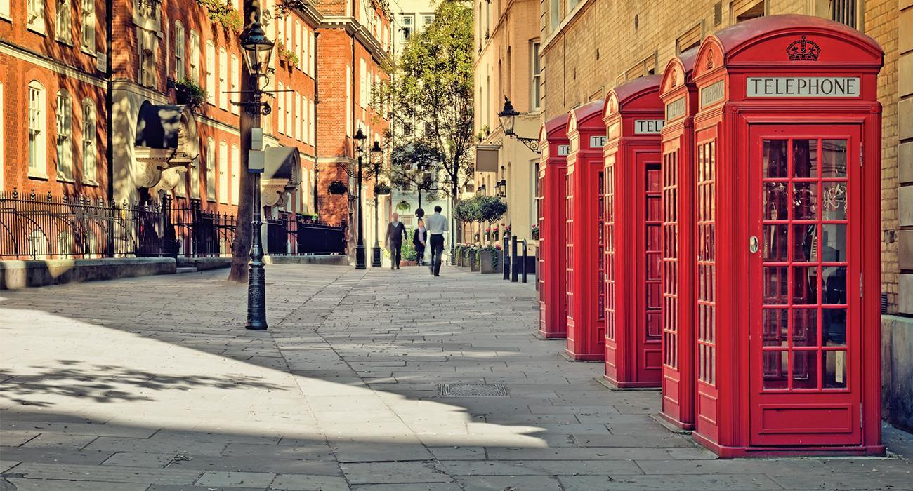 Londra'nın favori adresleri