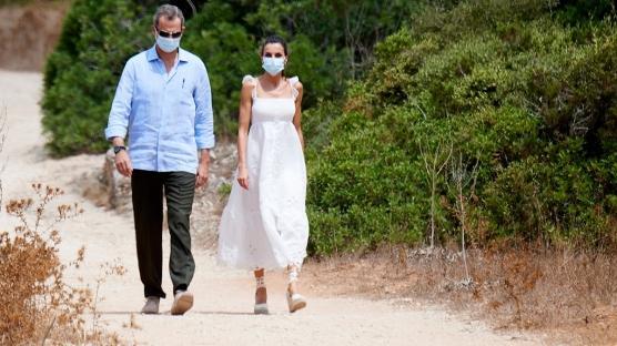 Kraliyet Çifti Mallorca'da
