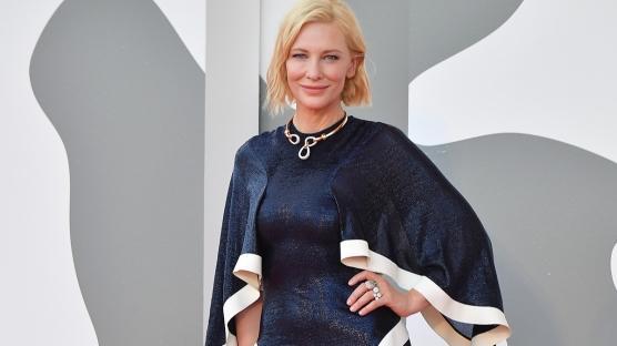 Cate Blanchett'in Kırmızı Halıda Tercihi Pomellato Oldu