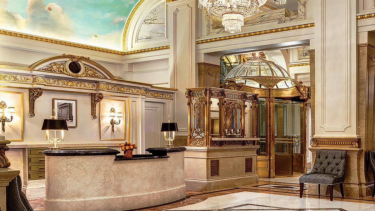 Dünyanın En Lüks 12 Oteli
