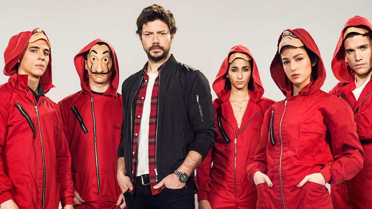 La Casa De Papel'in 3.Sezonuna Hazır Mısınız?
