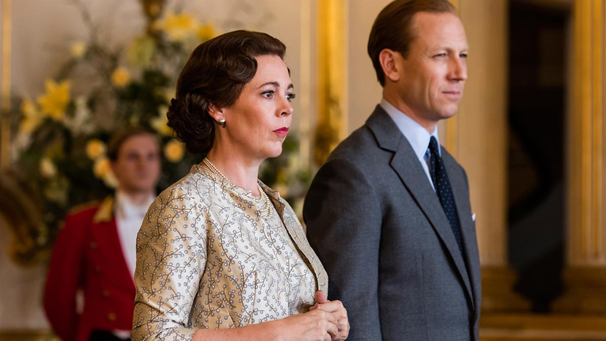 The Crown 3.Sezon Fragmanı