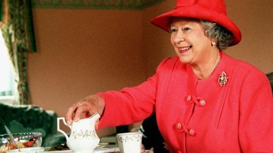 Kraliyet Ailesi'nde 5 Çayı