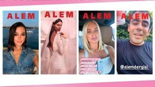 Instagram'da ALEM Filtresi ile Kendi Kapağınızı Yaratın