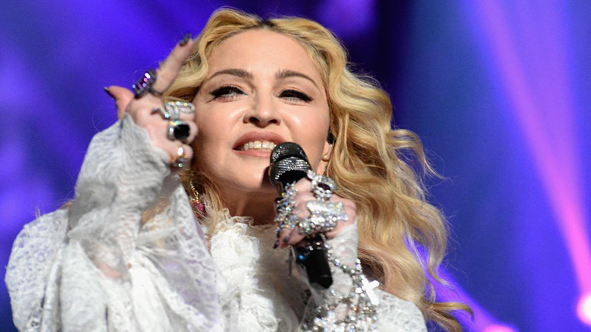 Madonna Hayat Öyküsünü Beyazperdeye Taşıyor