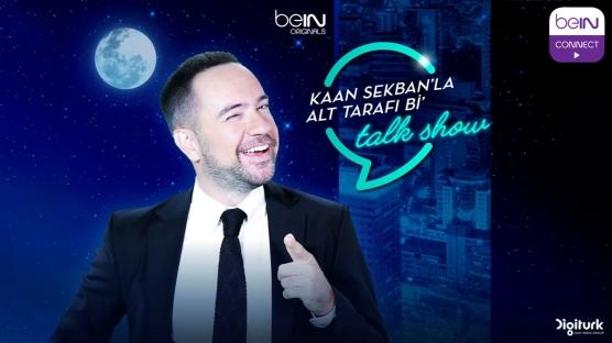Kaan Sekban'la Alt Tarafı Bi' Talk Show beIN CONNECT'te!