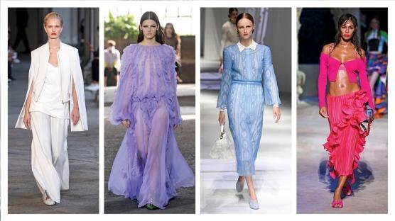 Milano Moda Haftası'nın En İyi Podyum Görünümleri