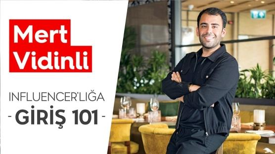 Mert Vidinli ile Influencer'lık 101