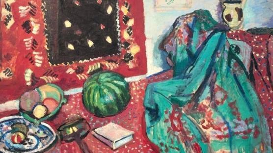 Henri Matisse'in 150. Yılına Özel Sergi