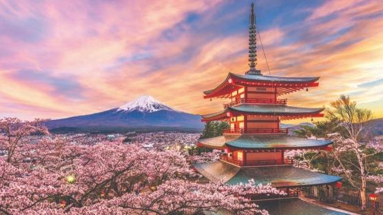 Sakura Zamanı Japonya Turu