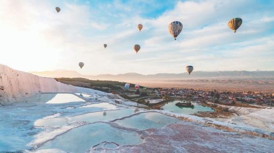 Türkiye'de Kaplıca Tatili İçin Gidilecek Yerler