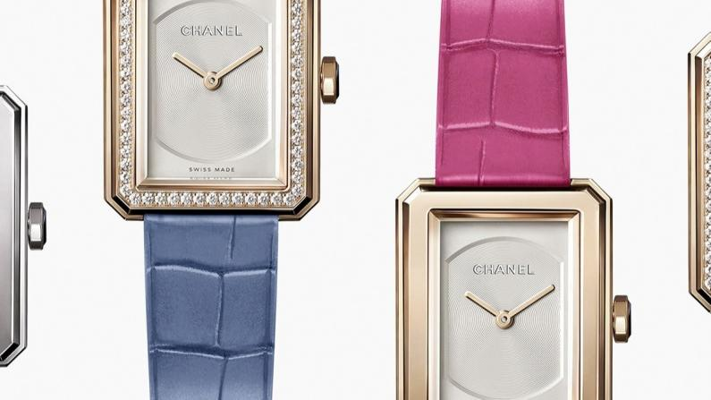 Chanel'in Maskülen Tavrı: Boy Friend