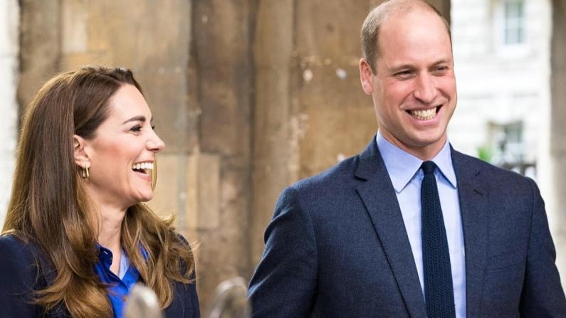Prens William ve Kate Middleton'ın Nişan Yıl Dönümü