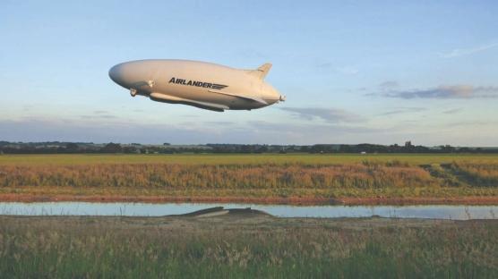 Airlander 10 Hakkında Bilmeniz Gerekenler