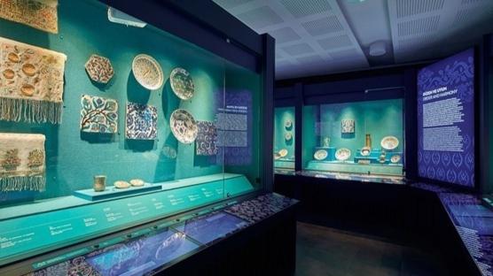Sadberk Hanım Müzesi'nde 'Motif'lerin Hikayesi