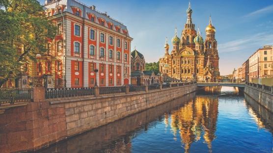 St. Petersburg Seyahat Notları - Gezilecek Yerler Listesi