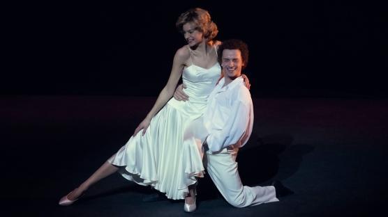 """Prenses Diana'nın """"The Crown""""daki Dans Performansı"""