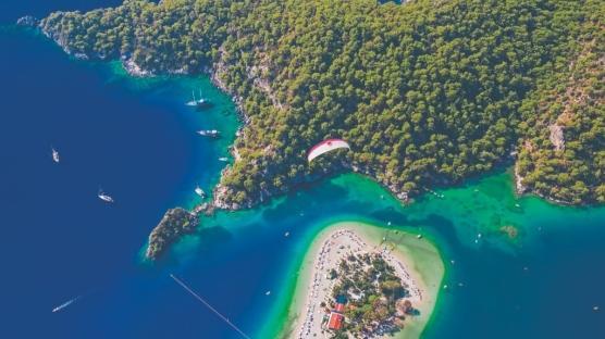 Türkiye'nin En Güzel Mavi Yolculuk Rotaları