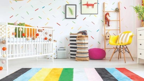 Yaratıcı Çocuk Odası Dekorasyon Önerileri
