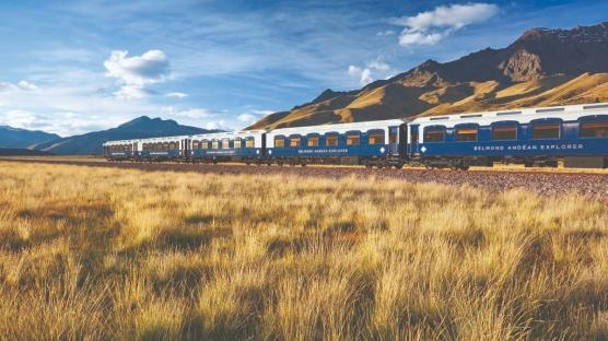 Dünyanın En Lüks 5 Tren Seyahati