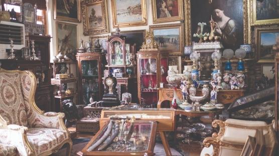 İstanbul'un En İyi Antikacıları ve Hikayeleri