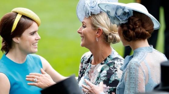 Kraliçe Elizabeth'in Torunu Zara Tindall Hamile