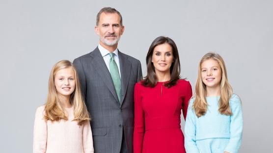 Kraliçe Letizia Kızına Destek Verdi