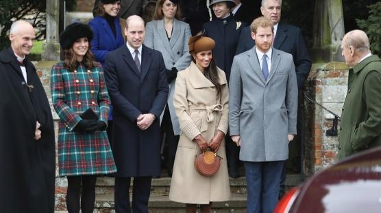 İngiliz Kraliyet Ailesi'nin 5 Yılbaşı Geleneği