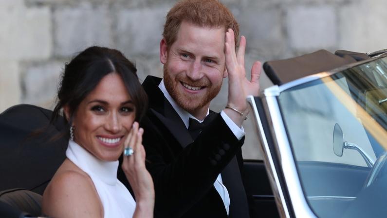 Meghan Markle ve Prens Harry'nin Yılbaşı Kartı