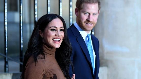 Meghan Markle ve Prens Harry'den İlk Podcast