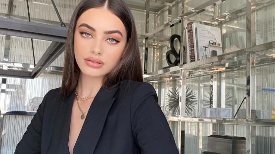 Dünyanın En Güzel Yüzü: Yael Shelbia
