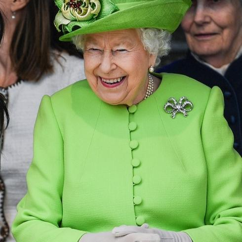 Kraliçe II Elizabeth'in Pandemi Önlemi