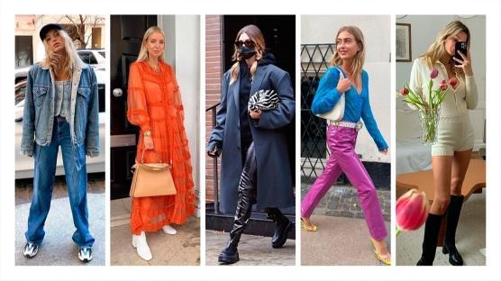 2021 Yılının Öne Çıkan 5 Moda Trendi