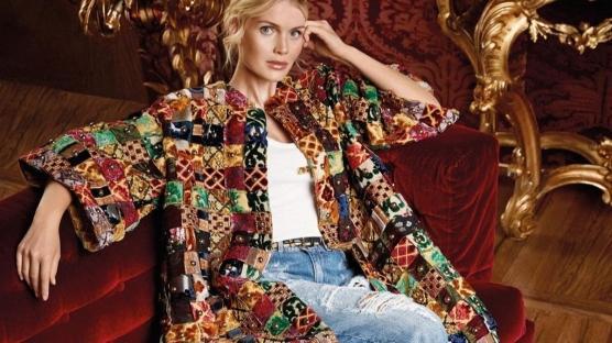 Kitty Spencer Dolce & Gabbana'nın Marka Elçisi Oldu
