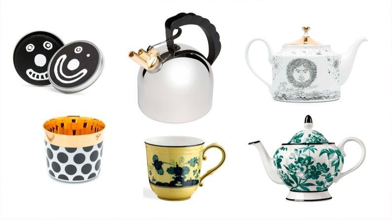 Kahve Keyfinize Eşlik Edecek Dekoratif Objeler
