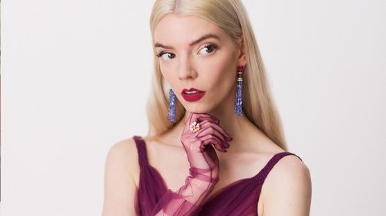 Anya Taylor-Joy'un Bvlgari Mücevherleri