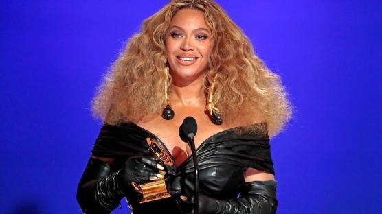Beyonce Grammy Ödülleri'nde Tarihe Geçti