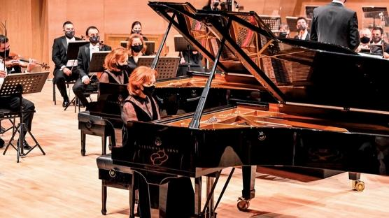 Güher ve Süher Pekinel'in Müzik Yolculuğu