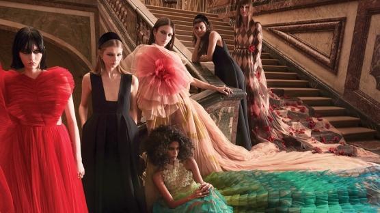 Paris Moda Haftası'ndan Öne Çıkanlar