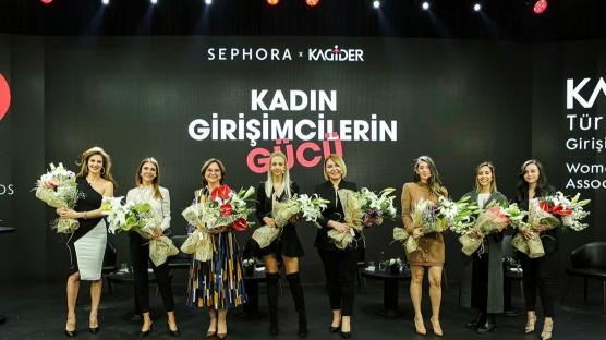 Sephora Türkiye ve Kagider'e Ödül