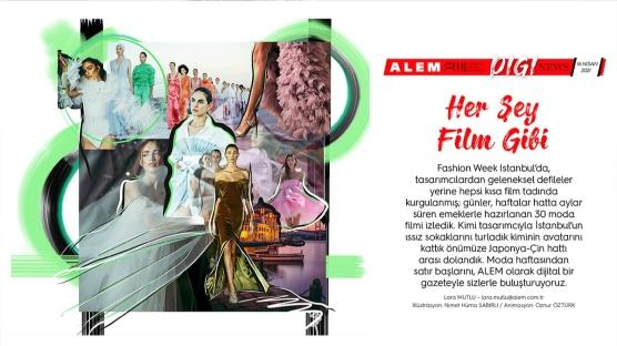 Alem Fashion Week Istanbul Digi News