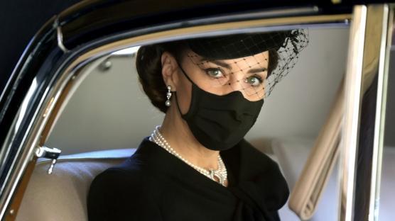 Kate Middleton'ın Dikkat Çeken Mücevher Seçimi