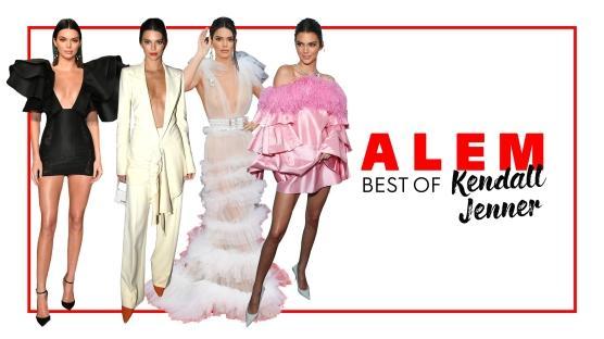 Kendall Jenner'ın En İyi 10 Stil Anı