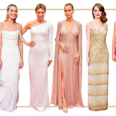 Oscar Tarihinin En İyi Kırmızı Halı Görünümleri