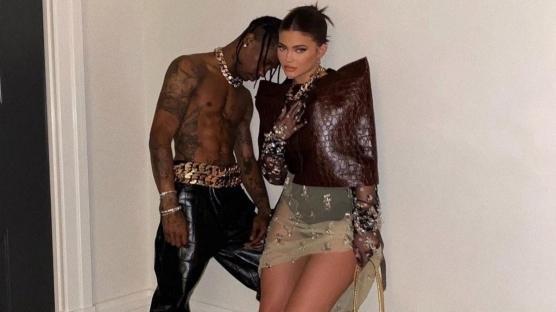 Kylie Jenner ve Travis Scott Yeniden Bir Arada