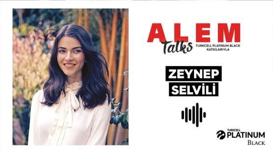 ALEM Talks Podcast: Zeynep Selvili